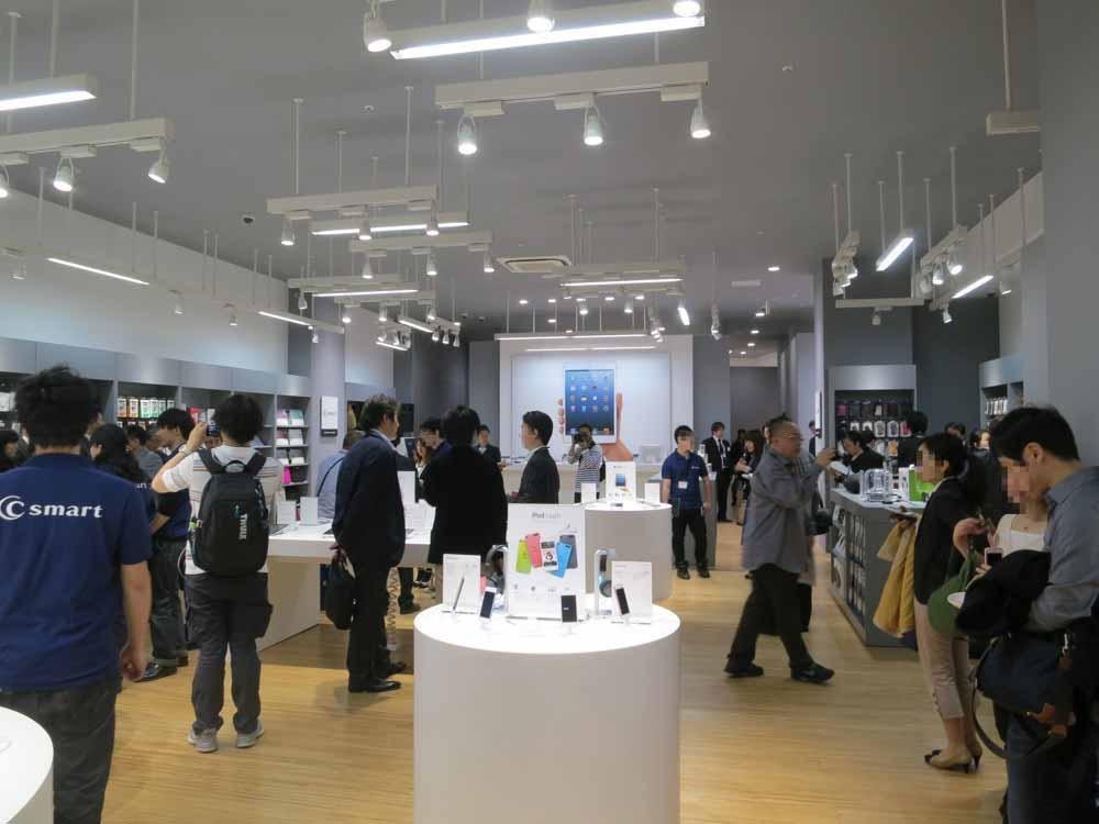 イオン、首都圏と沖縄にApple製品専門店「Apple Premium Reseller」を4月にオープンへ