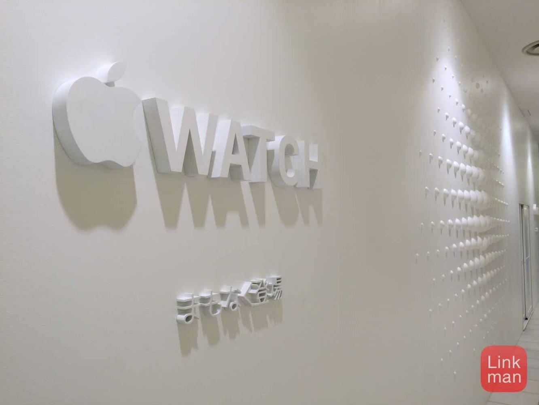 「Apple Watch at Isetan Shinjuku」では「Apple Watch」の試着するための抽選を実施へ