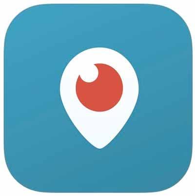 Twitter、iPhone向けライブストリーミングビデオアプリ「Periscope」リリース