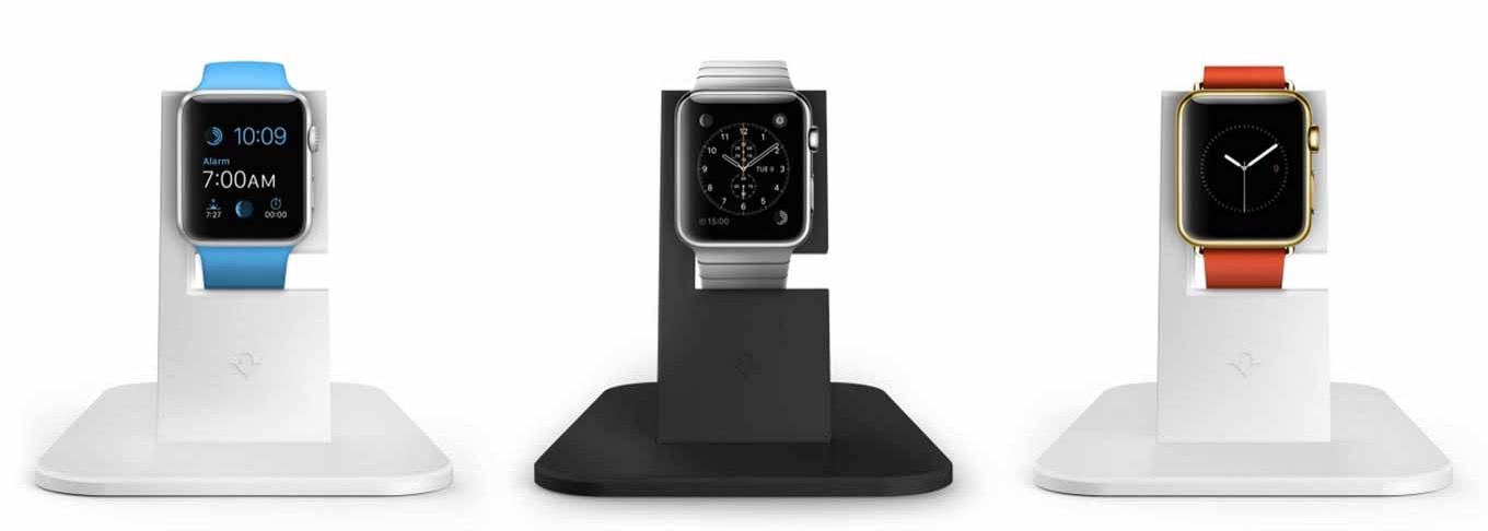 Twelve South、「Apple Watch」用充電スタンド「HiRise for Apple Watch」を発売へ