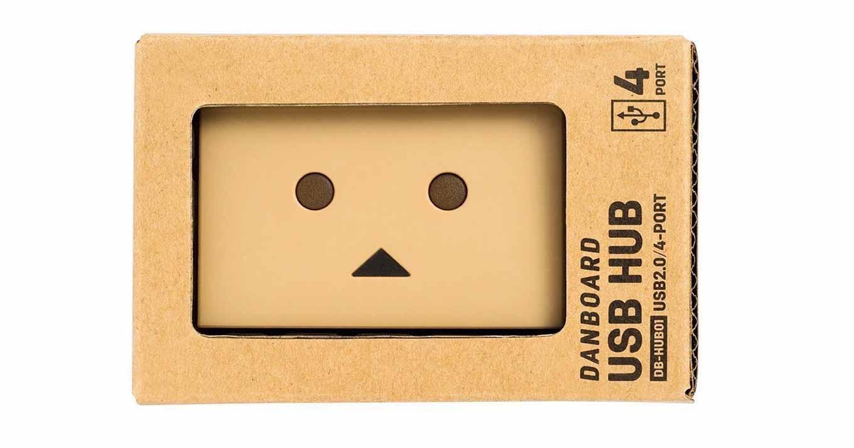 """Amazon、""""ダンボー""""を忠実にUSBハブ化した「DANBOARD USB HUB DB-HUB01」を1,699円で販売中(タイムセール)"""
