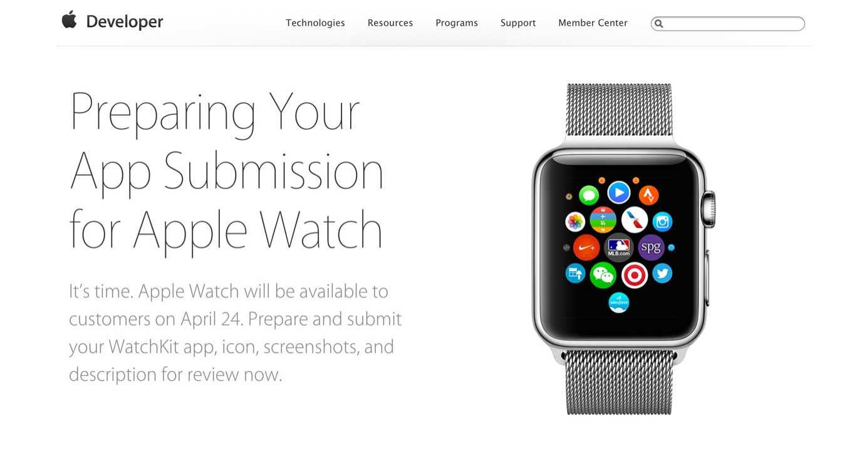 Applewatchdevapp