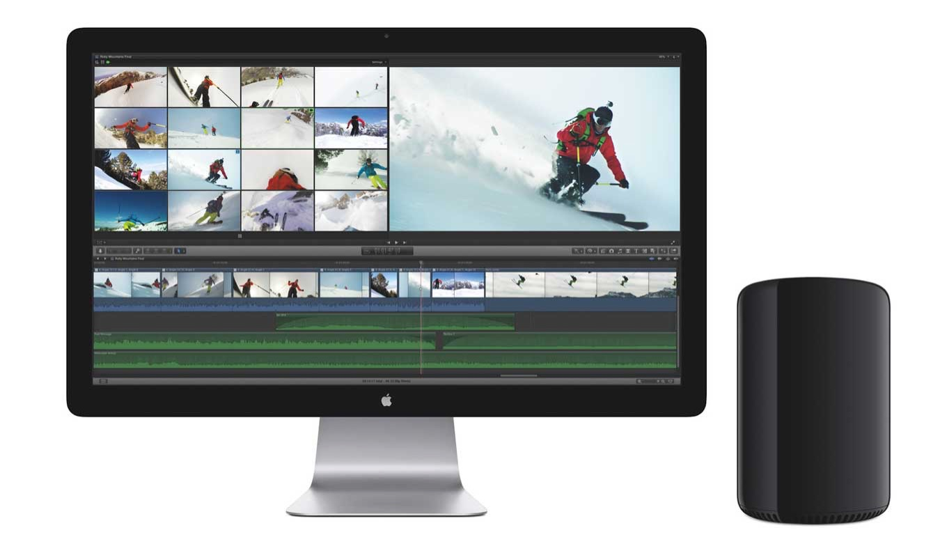 Apple、「Final Cut Pro 10.2.1」リリース