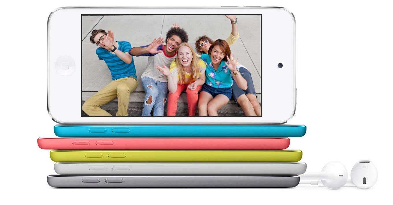 今年遂に「iPod touch」のアップデートがされる可能性!?
