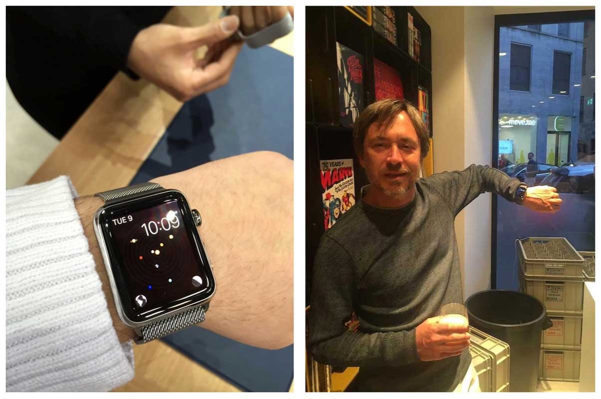 Milanoapplewatch