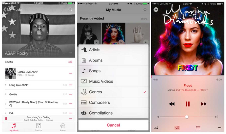Apple、6月下旬にも音楽ストリーミングサービスとiTunes Radioの刷新を計画か!?