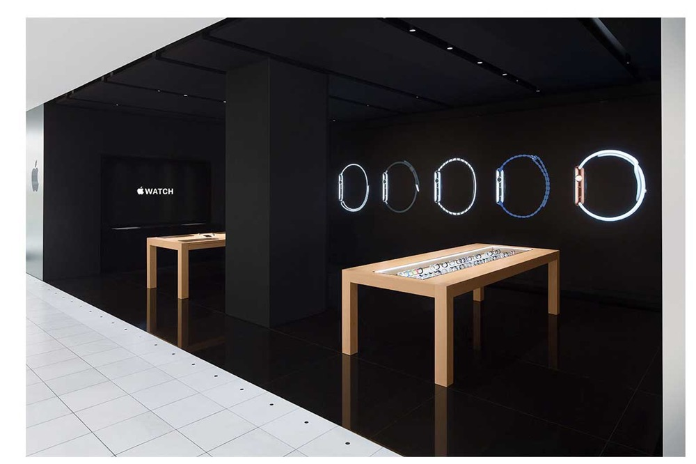 Apple Watch at Isetan Shinjukuで「Apple Watch」の当日試着、持ち帰りが可能に