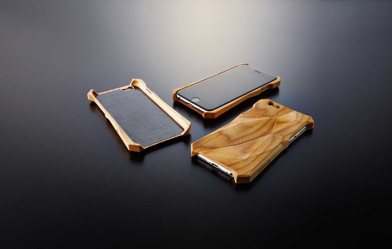 トリニティ、iPhoneの音質を向上させるためにこだわったケース「音質向上iPhone 6ケース 響 - Hibiki -」の販売を開始
