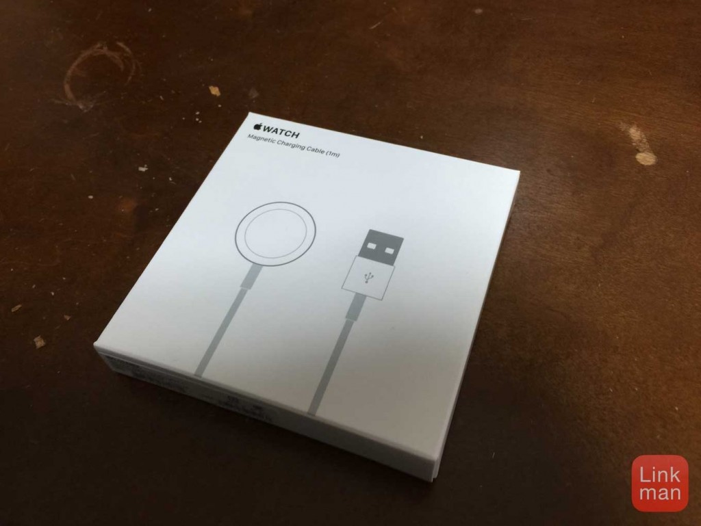 【レビュー】「Apple Watchマグネット式充電ケーブル(1m)」をチェック!