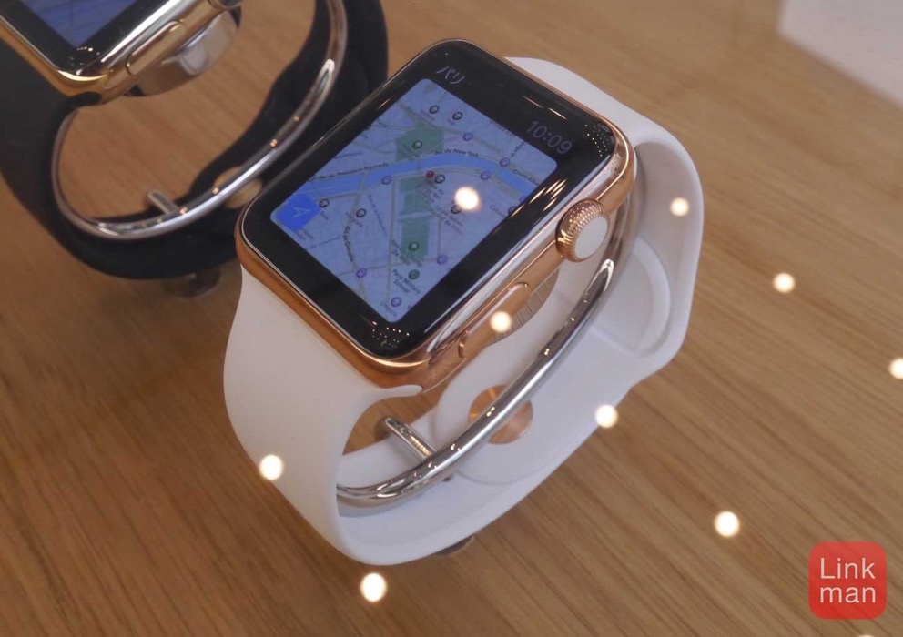 Rosegoldapplewatch