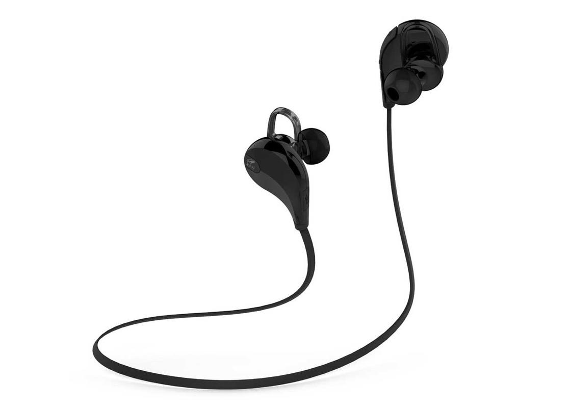 Amazon、スポーツ仕様Bluetoothヘッドセット「Soundpeats QY7」を2,199円で販売中(2015年8月26日タイムセール)