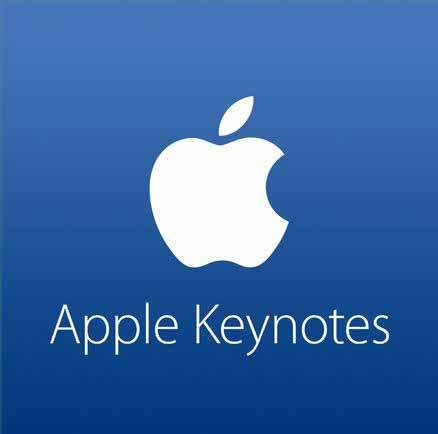 Applekeynotepodcast