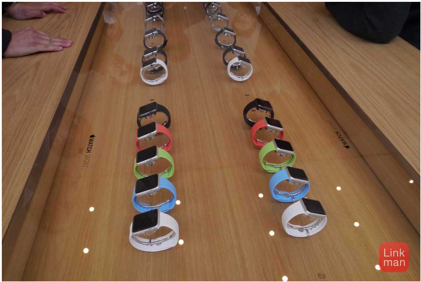 Applewatchretail