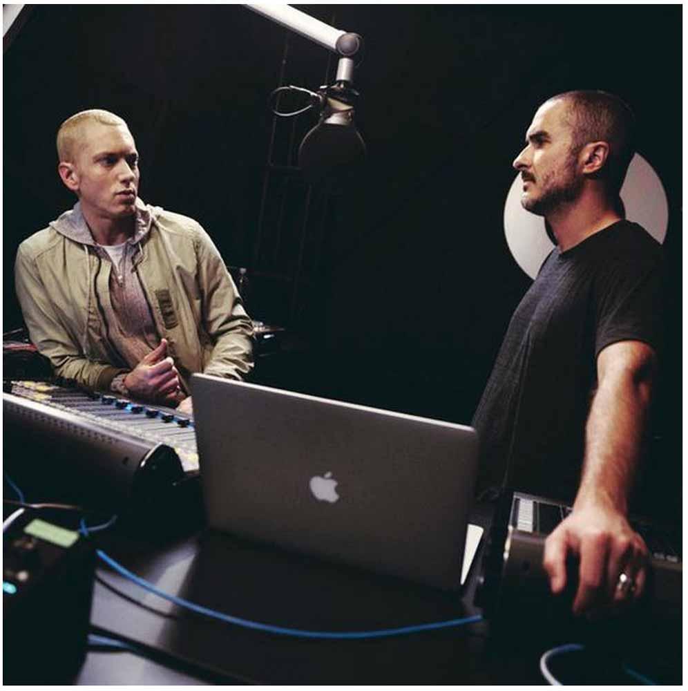 「Apple Music」のラジオステーション「Beats 1」にエミネムが出演へ