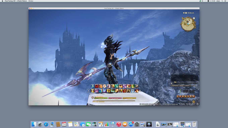 スクウェア・エニックス、Mac版「ファイナルファンタジーXIV オンライン」の販売を開始