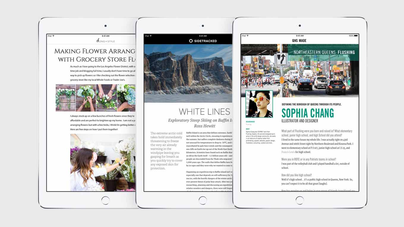 Ios9newsapp