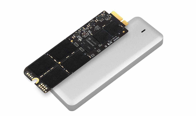 Amazon、トランセンドのMacBook Air/ProのSSDアップグレードキット「JetDrive」がクーポン利用で最大7,000円オフになるキャンペーン実施中