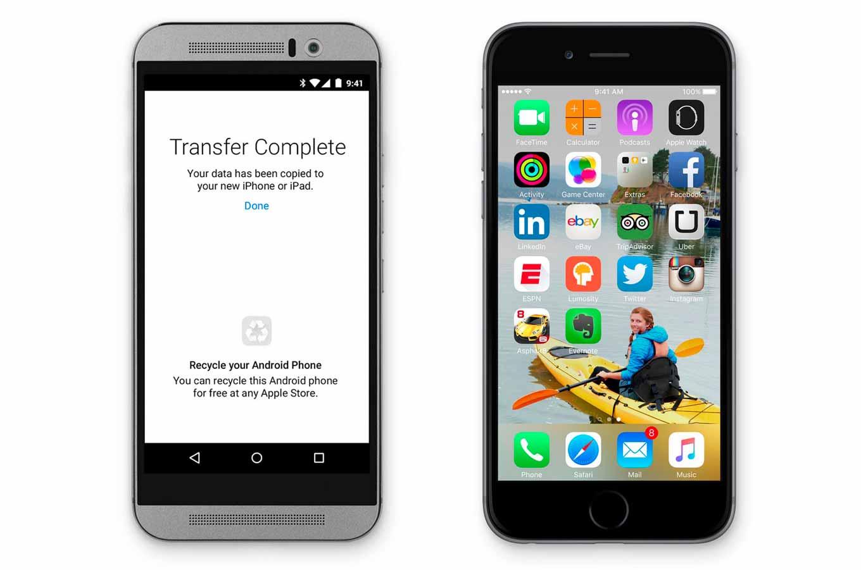 「iOS 9」ではAndroidからスイッチを簡単にするために「Move to iOS」アプリを提供へ