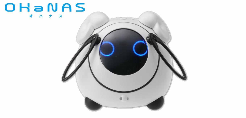 タカラトミー、ドコモと共同開発したクラウド型おはなしロボット「OHaNAS」を発表