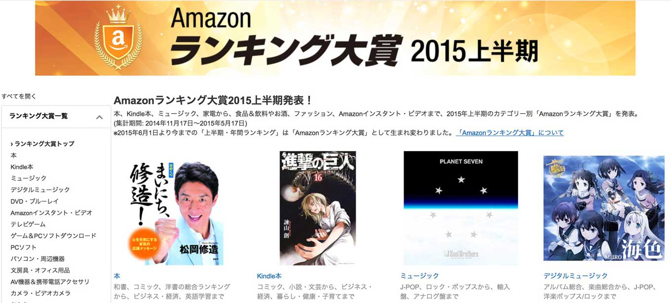 Rankingtaisyoamazon2015