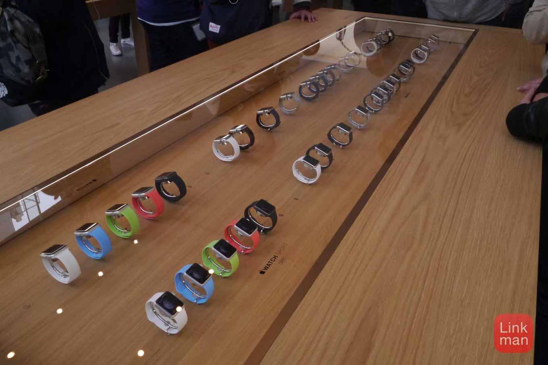 BestBuyが8月7日から「Apple Watch」の販売を開始