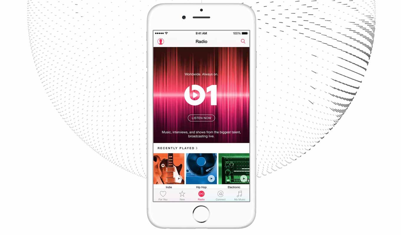 「Apple Music」のラジオ「Beats 1」でオンエアされた曲をプレイリストから確認する【使い方】