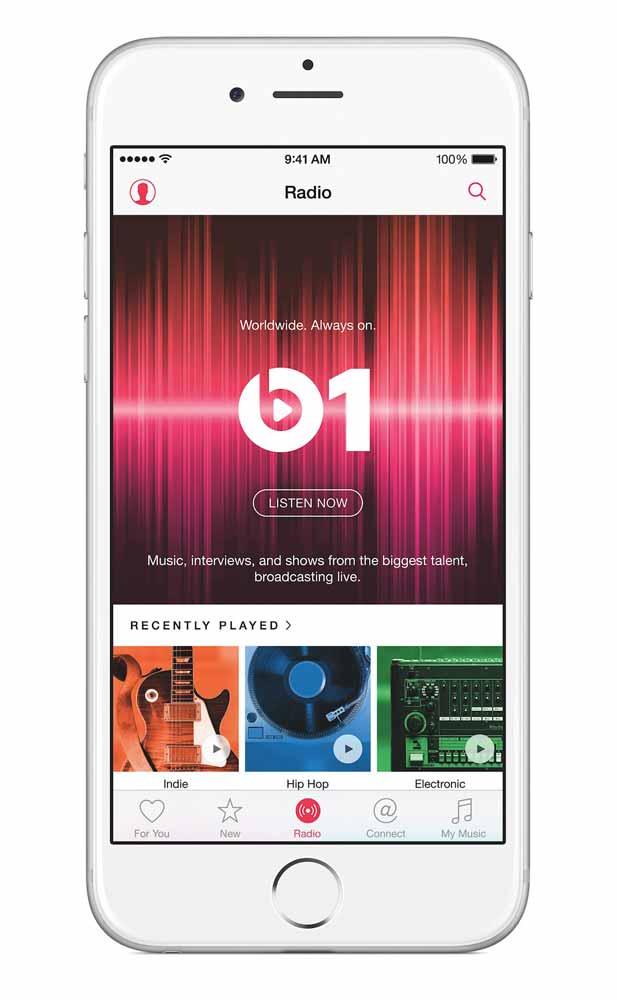 Apple Musicのラジオステーション「Beats 1」でMTVの「2015 Video Music Award」ノミネート作品を発表へ