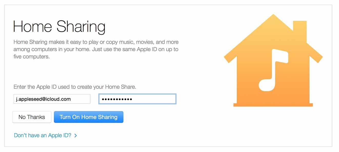 Apple、「iOS 8.4」で音楽のホームシェアリング機能を削除