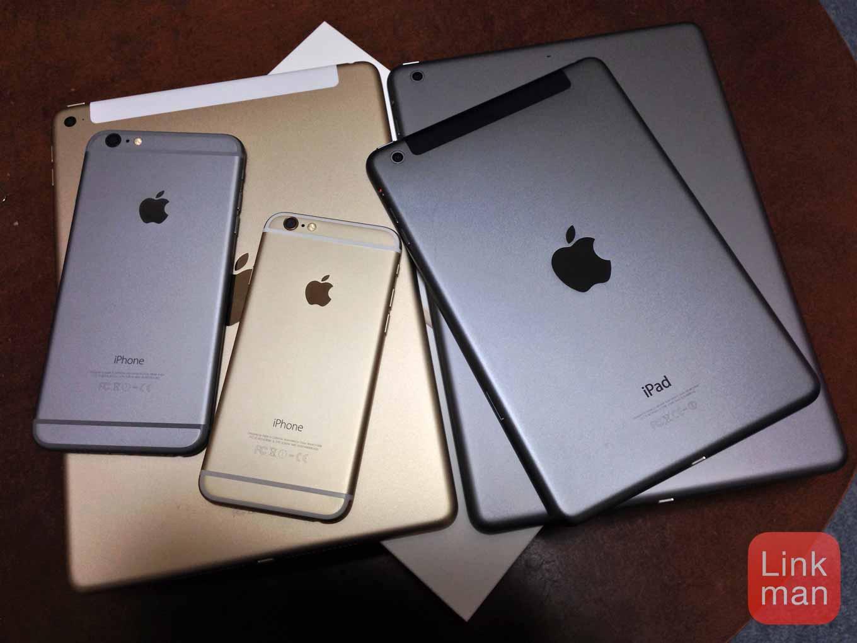 iOSデバイスの販売台数が初めてWindows PCに並ぶ
