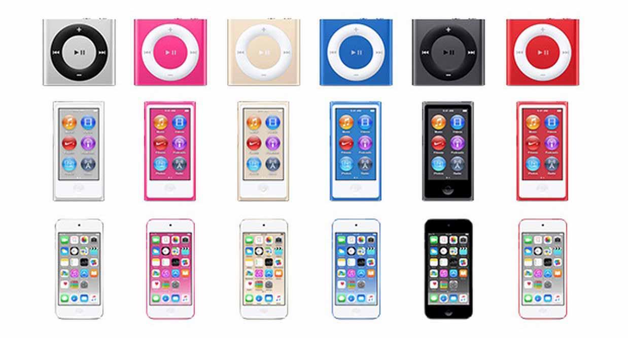 Apple、「iPod」シリーズを本日発売か!? iPod touchは8メガピクセルのカメラや64bitチップなどが搭載!?