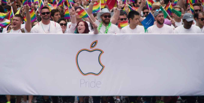 Apple、2015年6月28日に開催されたPride Paradeの模様を紹介した動画「Pride 2015」を公開