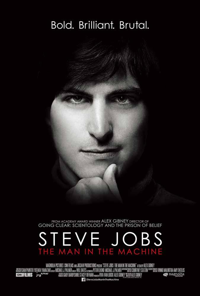 Steve Jobs氏のドキュメンタリー映画「Steve Jobs: The Man in the Machine」のトレーラーが公開される