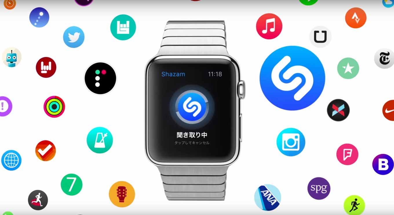 「アプリケーションの数々を指先に」 Appleが「Apple Watch」アプリにフォーカスした3つの動画の日本語版を公開