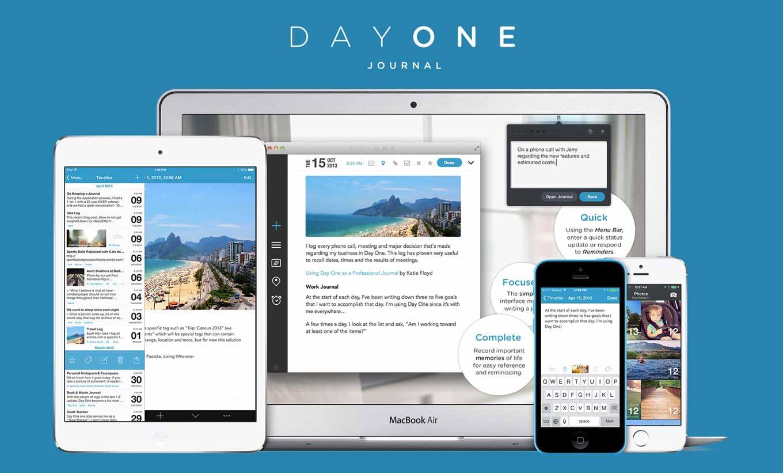 人気の日記アプリ「Day One」がiOS版・Mac版ともに値下げセール中!