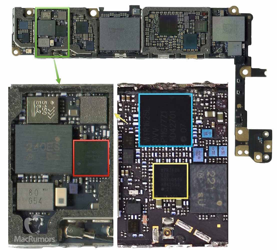 Iphone 6s boot gear1