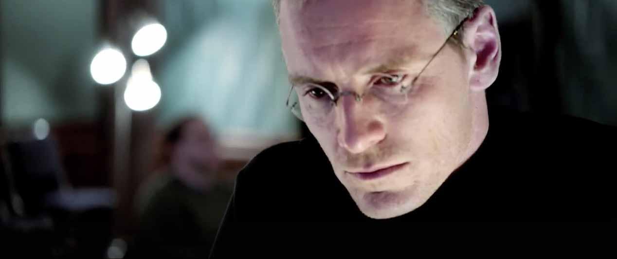 公式伝記映画「Steve Jobs」のオフィシャルTVCMが公開される