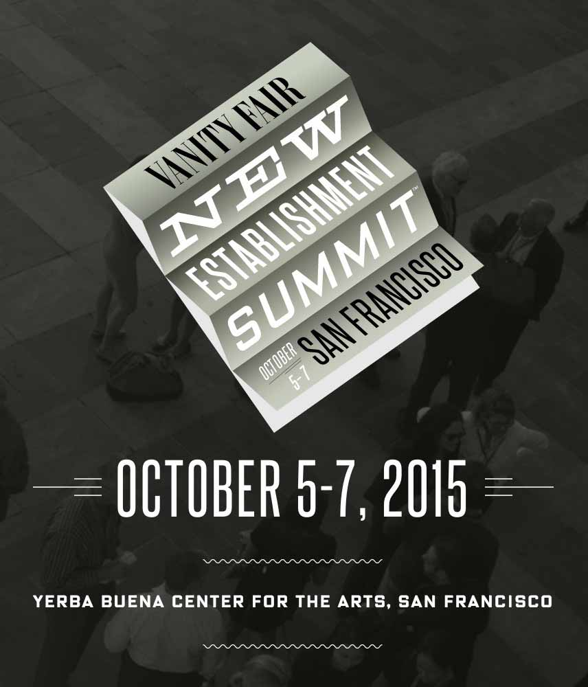 AppleのJony Ive氏とJimmy Iovine氏が「Vanity Fair's New Establishment Summit 2015」に登壇
