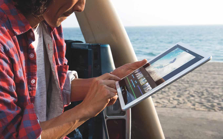 NTTドコモ、「iPad Pro Wi-Fi + Cellularモデル」を2015年11月14日から販売開始