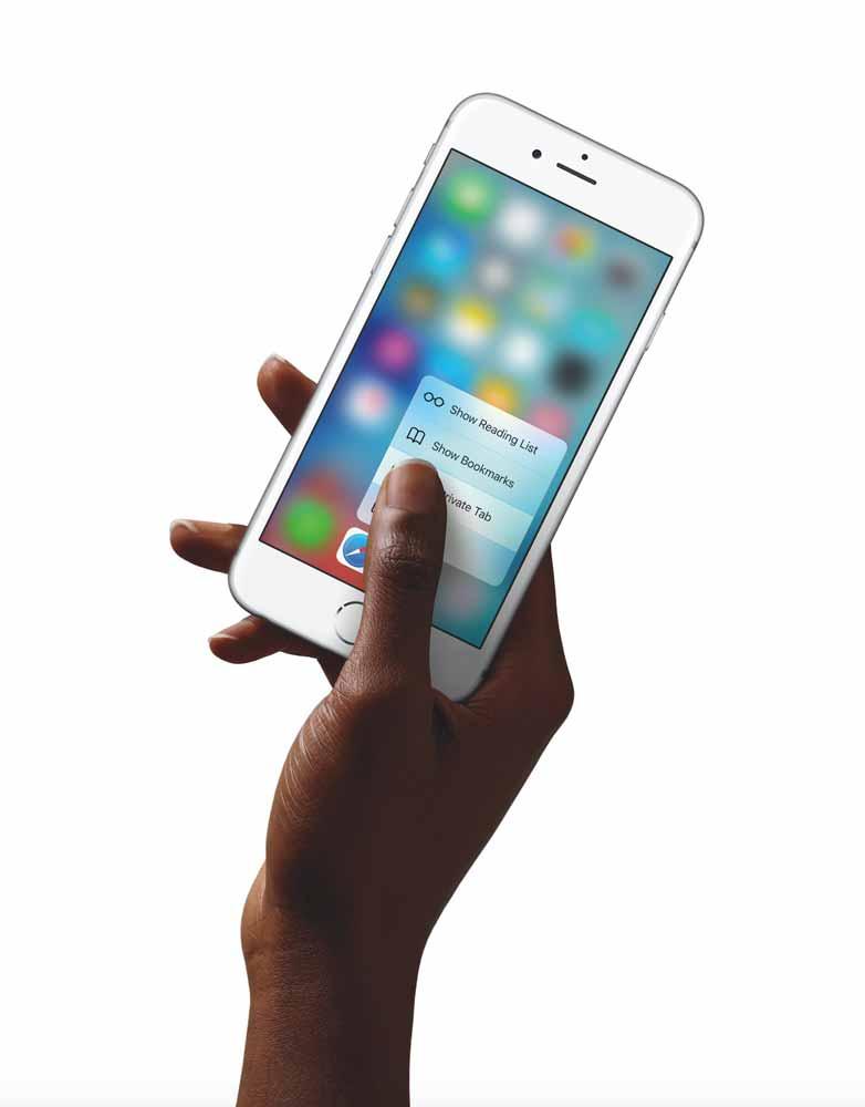 「iPhone 6s」シリーズが「iPhone 6」シリーズより重くなった理由