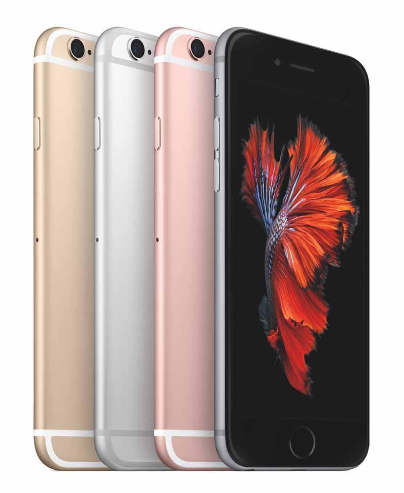ドコモ・KDDI・ソフトバンク、「iPhone 6s/6s Plus」のSIMロック解除に対応