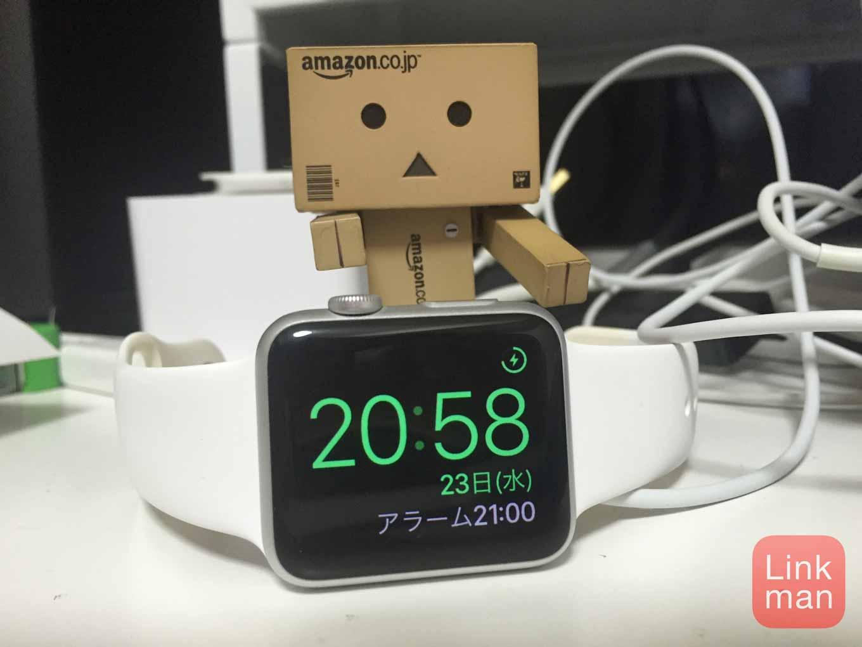 watchOS 2の新機能:ナイトスタンドモードでApple Watchを目覚まし時計に