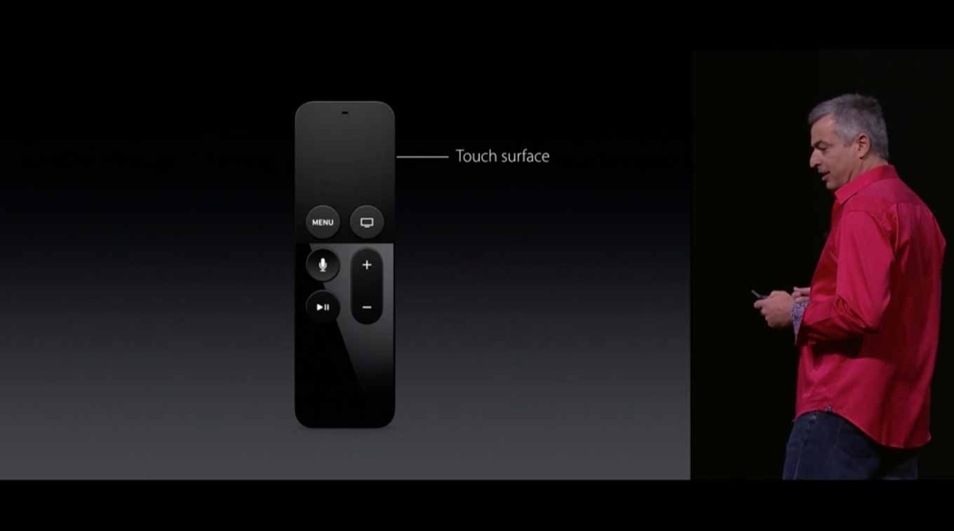 Touchremote