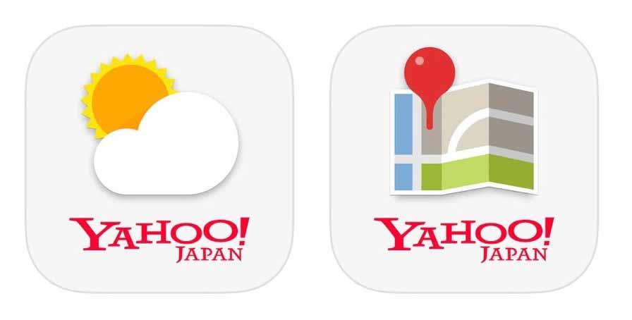 Yahoo! Japan、iOSアプリ「Yahoo!天気 5.3.0」と「Yahoo!地図 4.14.0」リリース