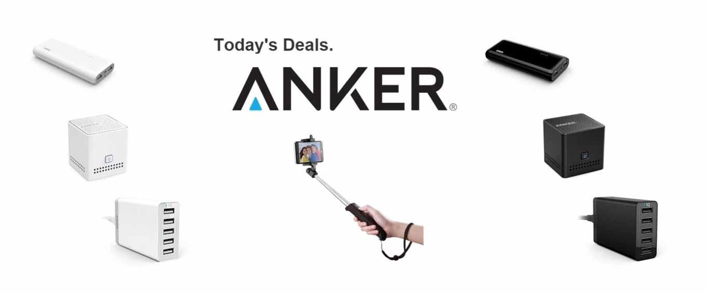 Anker、「Bluetooth 自撮り棒」や「40W 5 ポート USB 急速充電器」などが最大23%となるセールを実施中