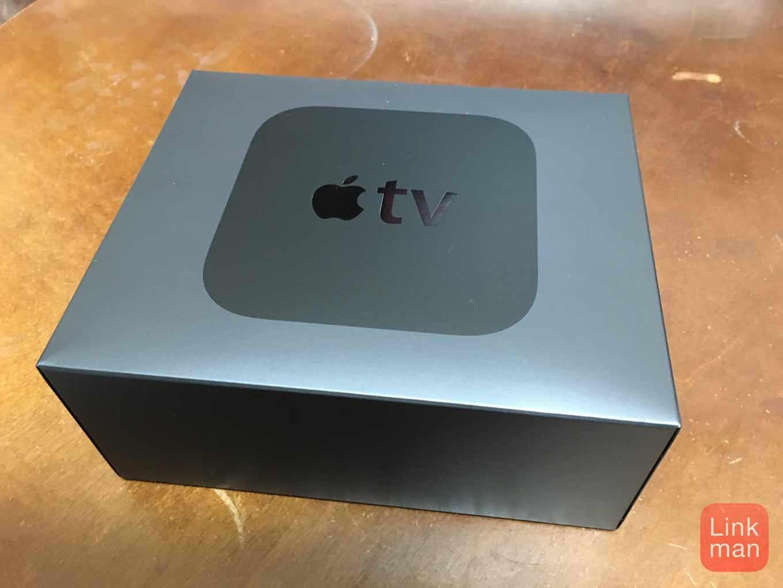 「Apple TV(第4世代)」が届いたので早速開封してみた! – セットアップまでが簡単すぎる