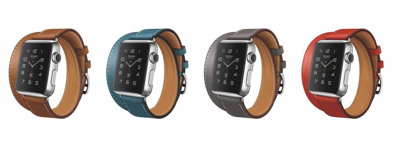 「Apple Watch Hermès」、名古屋と神戸のエルメスで購入可能に