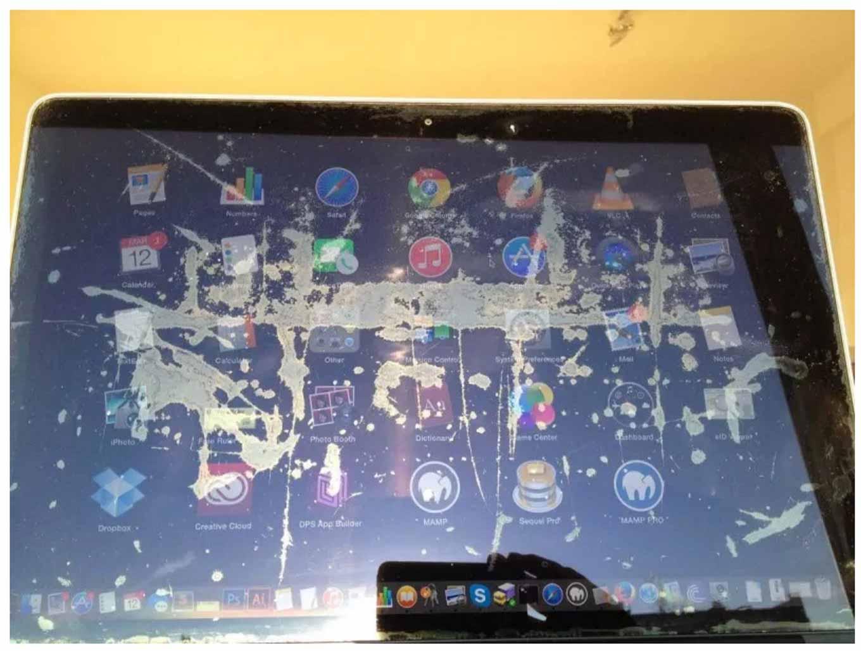 「MacBook」シリーズのRetinaディスプレイのコーティングが剥がれる問題にAppleが無償で対応!?