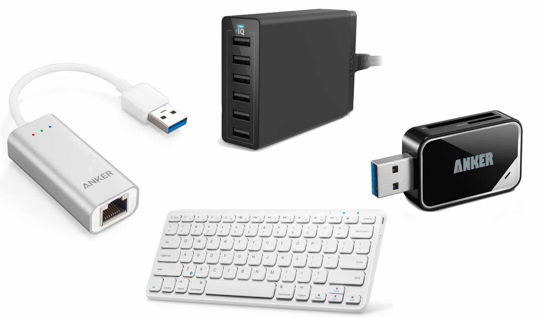 Amazon、Ankerの「60W 6ポート USB急速充電器」や「60W 7+3ポート USB 3.0 データハブ」などを特価価格で販売中(11月28日タイムセール)