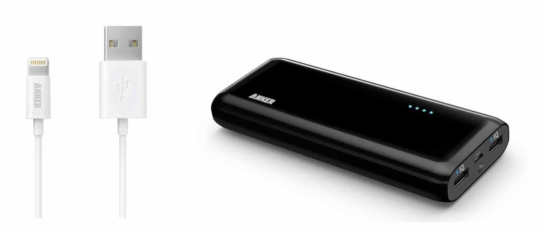 Anker Japan、「iPad Pro」発売記念としてLightningケーブルとモバイルバッテリーを1週間限定で特別価格で販売中