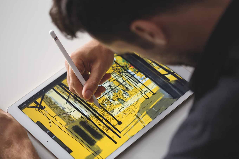 ソフトバンク、「iPad Pro」の「Wi-Fi + Cellularモデル」および「Wi-Fiモデル」を今週末から販売開始